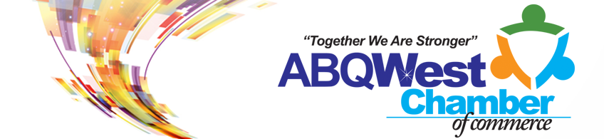 ABQ West Chamber of Commerce Banner Image