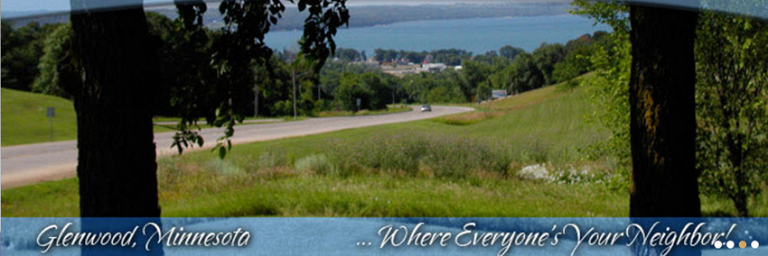 Glenwood Lakes Area Chamber of Commerce Banner Image