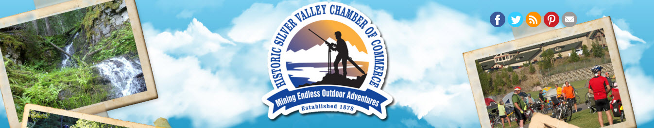Historic Silver Valley Chamber of Commerce Banner Image
