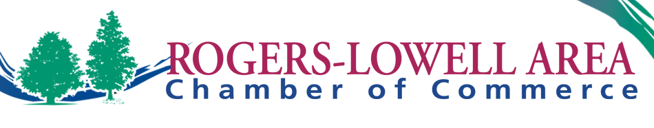 Rogers-Lowell Area Chamber of Commerce Banner Image